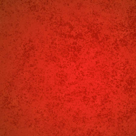 solid color: abstract red background with elegant vintage grunge background texture design of distressed sponge marble on red paper for brochure or website template background layout, holiday Christmas background