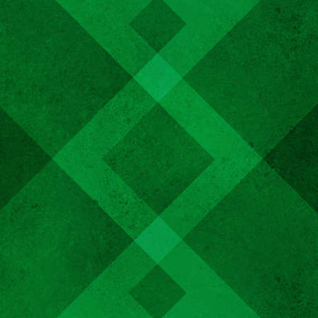 abstract green background geometric design  photo
