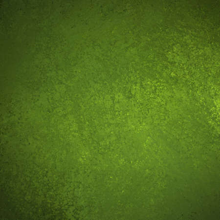 abstract green background, old black border or frame, vintage grunge background texture design, warm green color tone for Christmas or holiday, for brochures, paper or wallpaper, green wall Stock Photo - 15139261