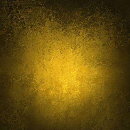 grunge wall: vintage gold background