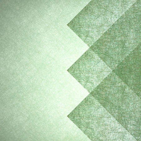 pale: abstract green background in faded pastel vintage grunge background texture design layers of transparent triangles border frame, elegant soft background layout with geometric shapes, green paper