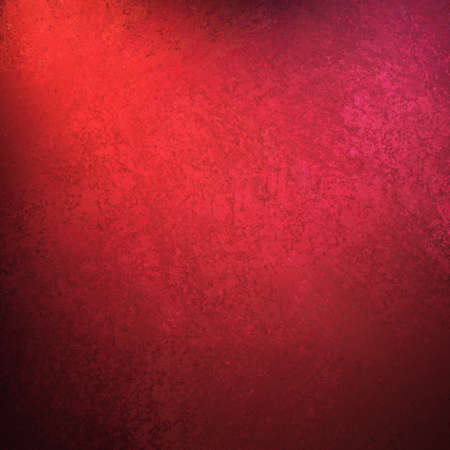gradient: abstract red background with black vintage grunge background texture design of distressed dark gradient on border frame with red spotlight, red paper for brochure or wbsite template background layout Stock Photo
