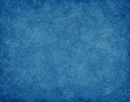 blue texture: abstract blue background with vintage grunge background texture design with elegant sponge paint on wall illustration for scrapbook paper, or web background templates, grungy old background paint  Stock Photo
