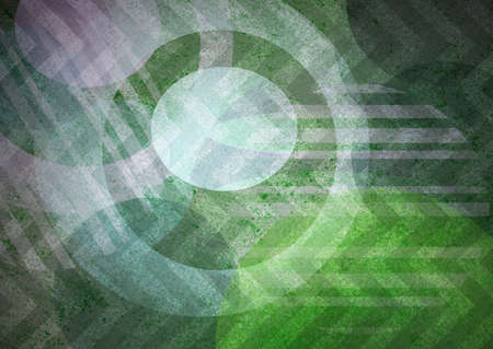 abstract green background layout Stock Photo - 15308364