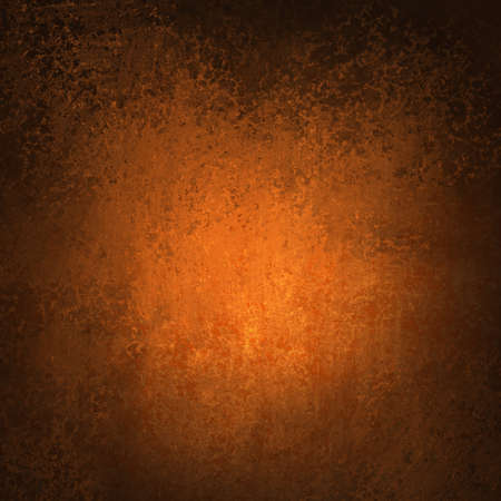 beautiful thanksgiving: orange background texture or black background grunge