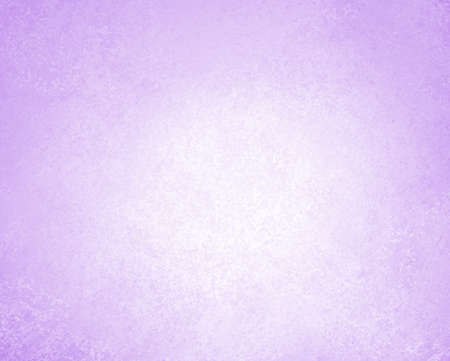 pale color: light purple background or white background with vintage grunge background texture Stock Photo