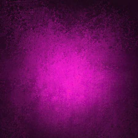 roze achtergrond of paarse achtergrond van zwarte grens of frame op vintage grunge achtergrond textuur ontwerp van het centrum schijnwerper web template achtergrond of vaste brochure lay-out achtergrond donker abstract