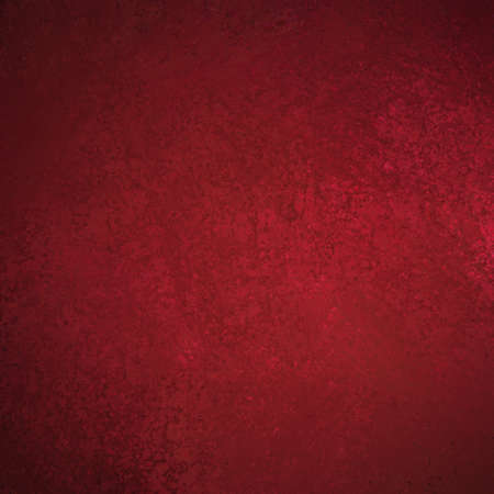 abstract red background of vintage grunge background texture design of elegant antique paint on wall for holiday Christmas background paper; or web background templates; grungy old background paint Stock Photo - 15308314