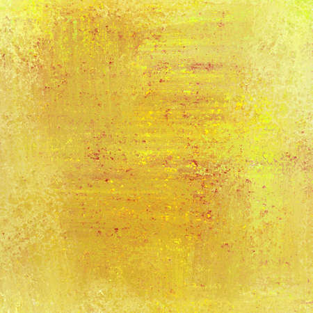 abstract yellow background or gold background of orange red grunge paper layout of rough messy old vintage texture or wallpaper for autumn color design for brochure ad or web template background color Stock Photo - 15565532