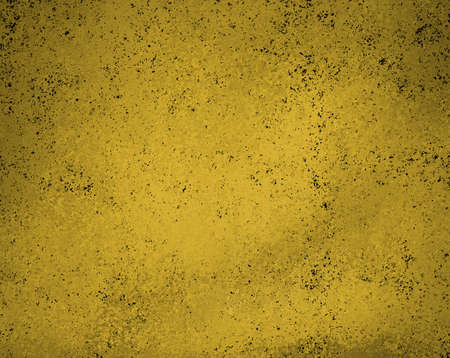 abstract gold background with black stains photo