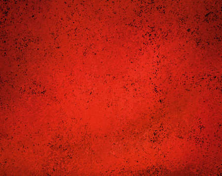 abstract red background with black vintage grunge background texture design of distressed dark gradient on border frame elegant old stained red paper for brochure or website template background layout Stock Photo - 15929021