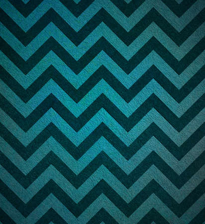 black and blue chevron zigzag pattern background Stock Photo - 16261686