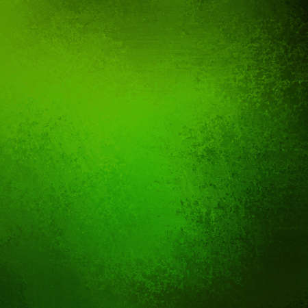 abstract green background design layout with vintage grunge background texture wall or antique green paper or wallpaper for stationary or brochure ad or website template background surface for graphic Stock Photo - 16385982