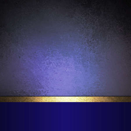 abstract blue background template Stock Photo