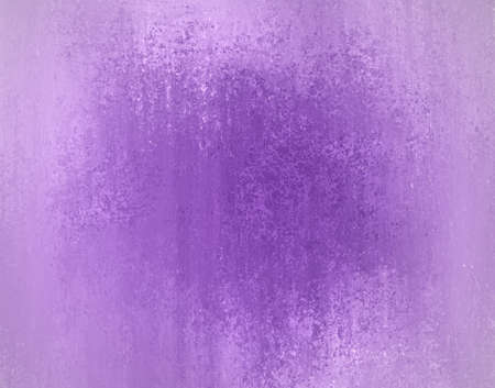 abstract purple background with vintage grunge background texture and faded white border photo