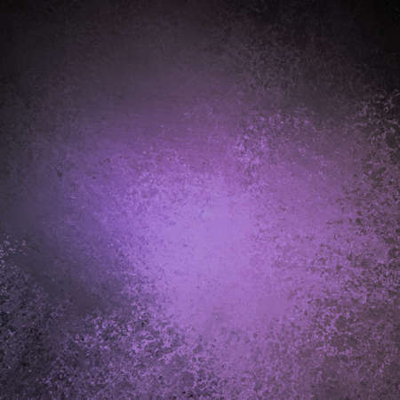 abstract purple background black design with vintage grunge background texture  purple paper wallpaper for brochure or website background, elegant luxury background sponge or plaster wall illustration illustration