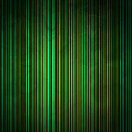 abstract green background stripes and grunge photo