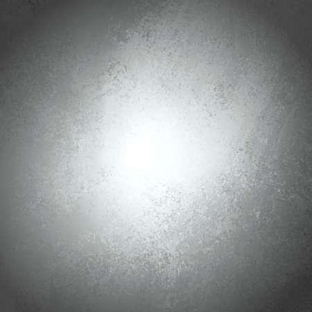 Resumen de antecedentes negro, viejo marco negro frontera viñeta sobre fondo blanco gris, diseño vintage fondo grunge textura, fondo blanco y negro blanco y negro para impresión de folletos o papeles Foto de archivo - 17504128
