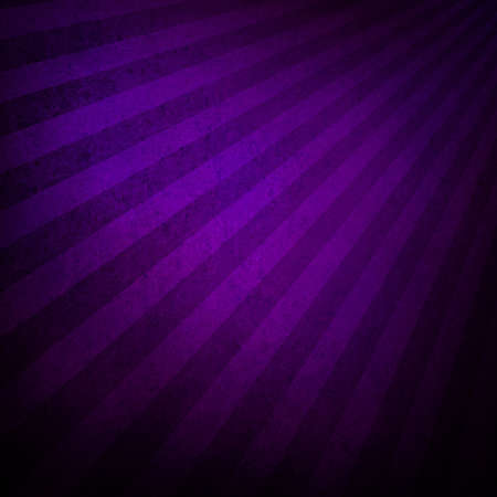 abstract purple background retro striped layout with distressed vintage grunge background texture pattern for web design side bar banner or scrapbook page for birthday celebration or carnival circu Stock Photo - 17961017