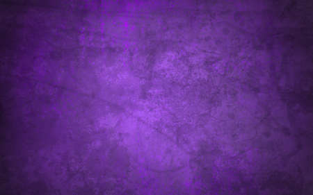 canvas on wall: abstract purple background, vintage grunge background texture design, elegant antique painted wall illustration Stock Photo