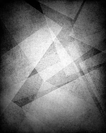 Diseño abstracto geométrico fondo gris Foto de archivo - 18175307