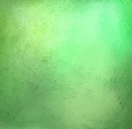 irish easter: vintage green background illustration
