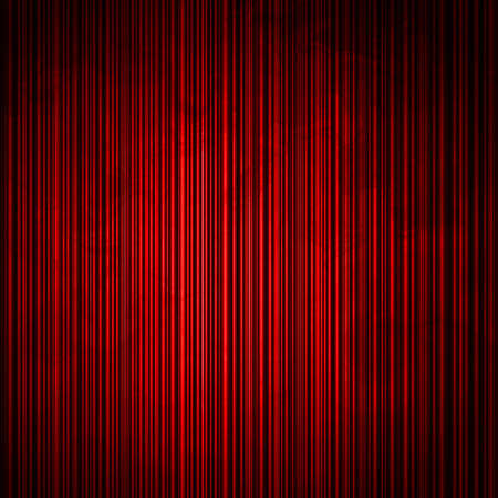 abstract red background or design pattern of vertical lines on faint vintage pattern of vintage grunge background texture on black border or elegant Christmas card brochure or web template background  Stock Photo
