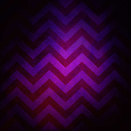 abstract chevron background zigzag pattern stripe lines in red purple background on vintage grunge background texture canvas, old worn antique abstract background black border for web design banner photo