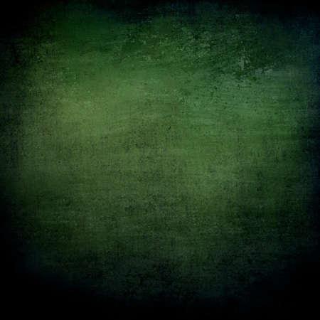 추상 녹색 배경 또는 거친 고민 된 빈티지 그런 지 배경 질감 디자인, 우아한 빈 배경 많이와 검은 배경에 검은 테두리가 중앙 스포트라이트 텍스트 영