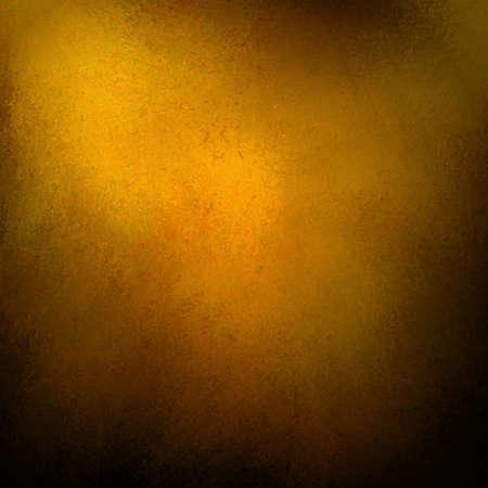 glitzy: gold vintage background with black vignette border