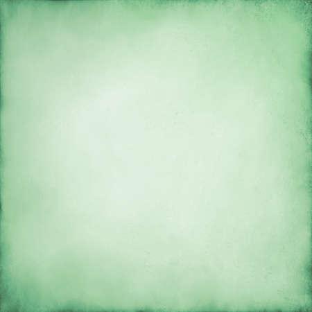 Bleu sur fond vert, doux élégante texture vintage grunge éponge conception abstraite l'illustration murale sur papier ou stationnaire, fond massif naturel pour Pâques, sarcelle ou couleur turquoise Banque d'images - 18516555