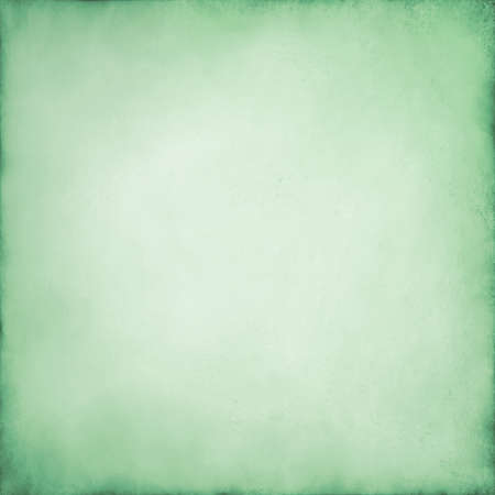 pale color: blue green background, soft elegant vintage grunge texture background abstract sponge design on wall illustration on paper or stationary, solid plain background for Easter, teal or turquoise color Stock Photo