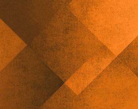 abstract orange background gray black vintage grunge background texture in modern art design layout with angled vertical line pattern or design element for graphic art in brochure ads, website design Stock Photo - 18733187