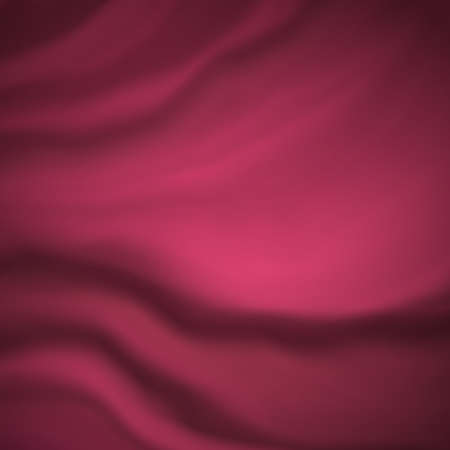 abstract pink background luxury cloth or liquid wave or wavy folds of grunge silk texture satin velvet material or pink luxurious valentine background or elegant wallpaper design, pink background Stock Photo