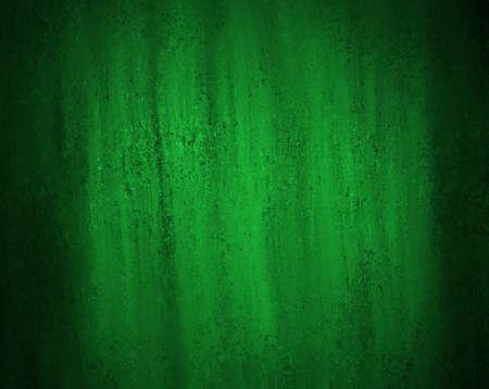 Fondo abstracto de color verde con negro viejo fondo de la vendimia grunge textura elegante fondo de pantalla verde o papel, verde fondo de vacaciones de Navidad o plantilla de diseño web para publicidad irlandesa diseño de fondo Foto de archivo - 18916065