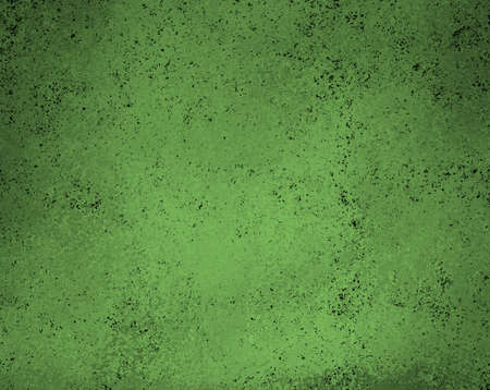 abstract green background with black stains and vintage grunge background texture, elegant old green background paper with messy spotted design for grungy distressed image for brochure or web backdrop Stock Photo - 18916099