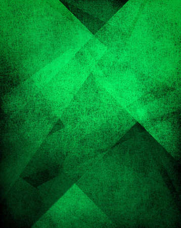 grunge layer: green background or black background with old parchment vintage grunge background texture in art abstract background block layout design on green paper has faded distressed background grungy shapes
