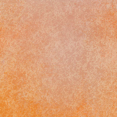 abstract orange background layout design of vintage grunge background texture material, orange paper or wallpaper for book cover or brochure ad, peach background with white distressed antique canvas Stock Photo - 19281149