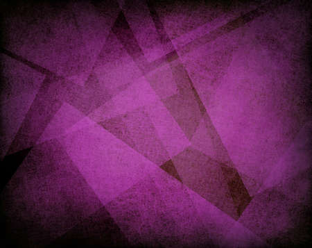 purple pink background abstract shapes design Stock Photo - 19281457