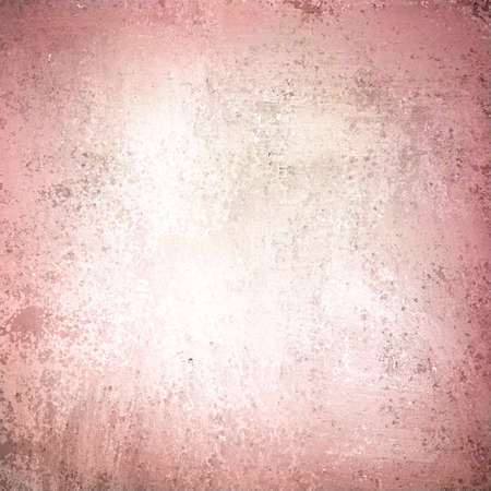 pale: abstract pink background gray color, soft valentine background of vintage grunge background texture white center, pastel paper or old parchment for brochure card or website template design backdrop