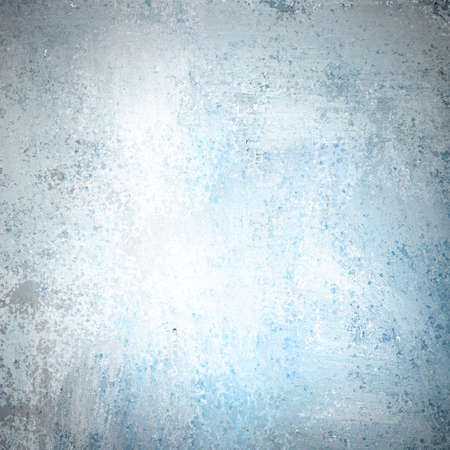 abstract blue background sky color, elegant cool background of vintage grunge background texture white center, pastel blue paper bag or old parchment for Easter or web template backdrop or brochure ad Stock Photo - 19412680
