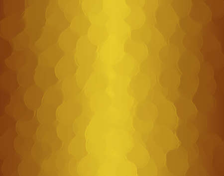 abstract gold background or yellow background with hammered metal illustration and old antique vintage background gradient design, elegant rich luxury background paper, metallic or distressed image Stock Illustration - 19412683