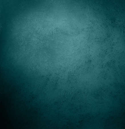 abstract blue background black frame texture grunge Stock Photo - 19412695