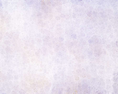 light blue background or white background with soft faded vintage grunge background texture parchment paper, abstract purple background pastel color on white paper canvas watercolor texture  Banque d'images
