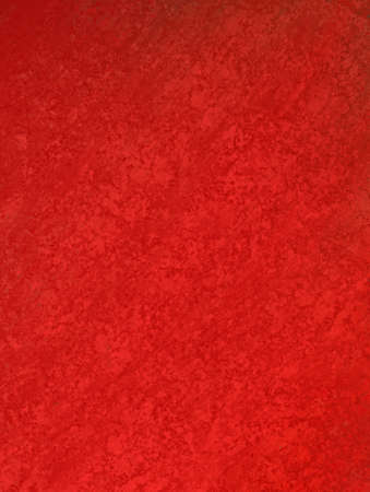 antique paper: abstract red background of vintage grunge background texture design of elegant antique paint on wall for holiday Christmas background paper; or web background templates; grungy old background paint