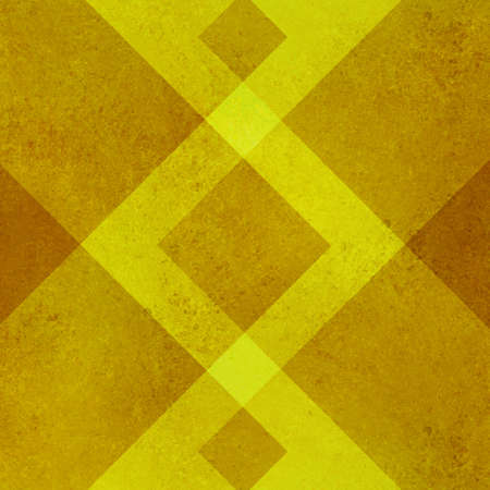 abstract yellow gold background geometric design for fall autumn color brochures or Thanksgiving background with classy shapes and lines forming wallpaper pattern has vintage grunge background texture Stock Photo - 19896738