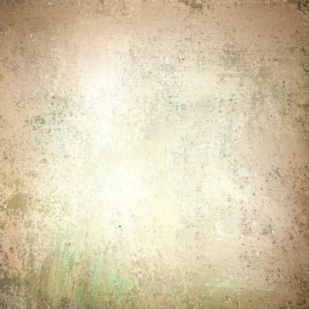 white background pink brown color stain vintage grunge background texture Stock Photo - 19880721