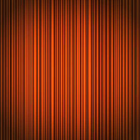 abstract line element design, abstract orange background vertical lines in metallic metal background illustration, vintage black texture border for old look, texture background, orange texture paper Stock Illustration - 20341355