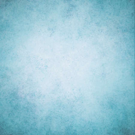 abstract blue background white color center dark frame with cloudy sky background concept, sponge vintage grunge background texture design, graphic art use in product design web template brochure ad   Stock Photo - 20694200