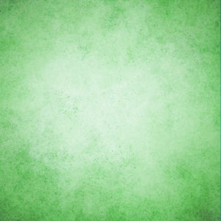 abstract green background Christmas color white center dark frame, soft faded sponge vintage grunge background texture design, graphic art use in product design web template brochure ad, green paper  Stock Photo - 20694202
